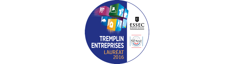 LAUREAT TREMPLIN 2016